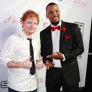 Game & Ed Sheeran Announce Joint Album