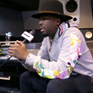 Iamsu! - In The Studio With HipHopDX