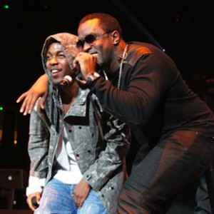 Kendrick Lamar Says One Of Diddy's Sons Reminds Him Of Himself