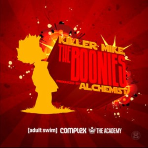 Killer Mike - The Boonies [Prod. Alchemist]