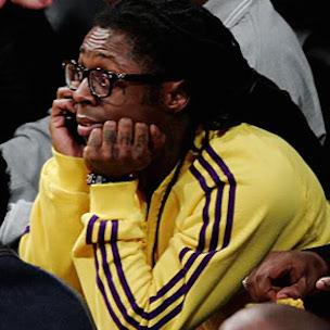 """Lil Wayne & Kobe Bryant Promote """"Tha Carter V"""""""