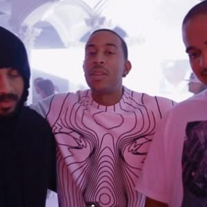 "Ludacris f. Wiz Khalifa & Jeremih - ""Party Girls"" (Behind The Scenes)"