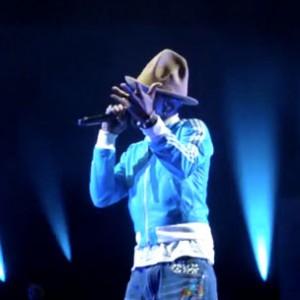 "Pharrell Williams & Jay Z - ""Frontin'"" & ""I Just Wanna Love U (Give it 2 Me)"" (2014 Coachella Performance)"