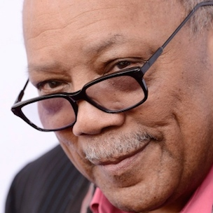 "Quincy Jones Says It's ""Hard To Get Used To Lil Wayne"""