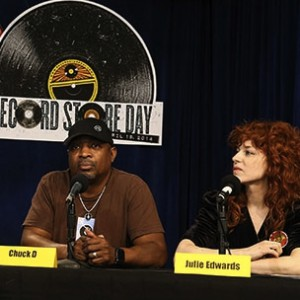 Chuck D Among Artists Celebrating Record Store Day 2014
