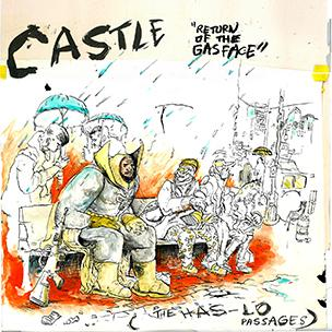 Castle - Return of the Gasface (The Has-Lo Passages)