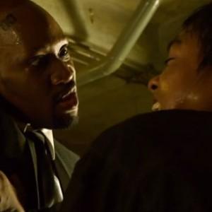 """RZA - In """"The Protector 2"""" Fight Scene"""