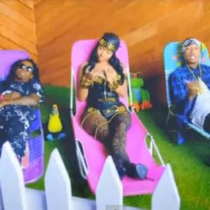 "Tyga f. Lil Wayne & Nicki Minaj - ""Senile"" And Interview With Producer David D.A. Doman"
