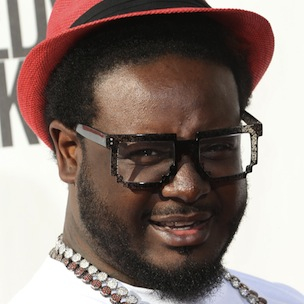 "T-Pain Says Hip Hop Needs ""Original Content"""