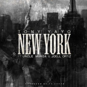 Tony Yayo f. Uncle Murda & Joell Ortiz - New York