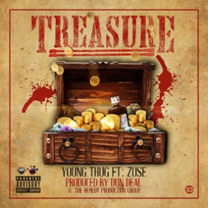 Young Thug f. Zuse - Treasure