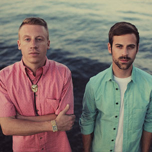 "Macklemore & Ryan Lewis Crafting ""The Heist"" Follow-Up"