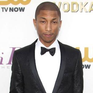 Pharrell Covers W Magazine's Art Issue, Discusses Rap, Vivienne Westwood Hat