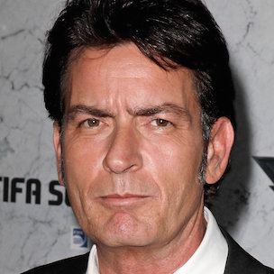 "Charlie Sheen Calls Rihanna A ""Village Idiot"""