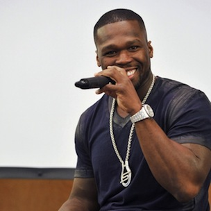 "50 Cent Sells Out Of $5,000 ""Animal Ambition"" Album Bundle"