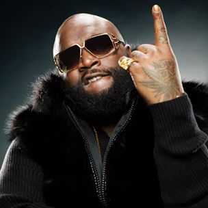 "Rick Ross Gets ""Rich Forever"" Face Tattoo"