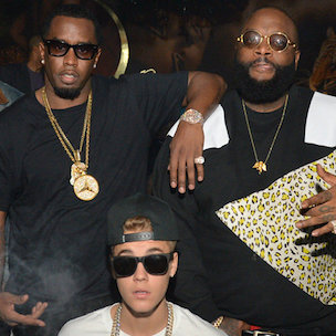 "Justin Bieber Raps Along To Tupac Shakur's ""Dear Mama"""