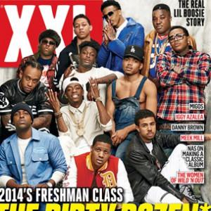 Freshman Adjustment: Reactions To The 2014 XXL Freshman Class