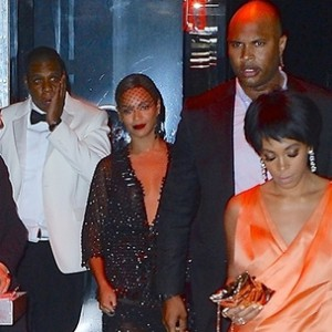 Jay Z, Solange & Beyonce - TMZ Extended Fight Video Between Solange & Jay Z