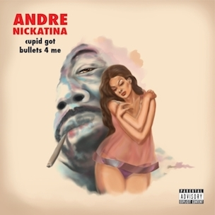 "Andre Nickatina ""Cupid Got Bullets 4 Me"" Release Date, Cover Art & EP Tracklist"