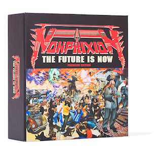 "Non Phixion Details ""The Future Is Now"" ""Premium Edition"""