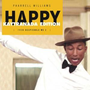 Pharrell Williams - Happy (Kaytranada Edition)