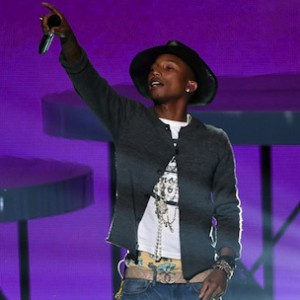 Pharrell Williams - Performs Live At iHeart Music Awards 2014