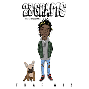 "Wiz Khalifa ""28 Grams"" Release Date, Cover Art, Tracklist, Download & Mixtape Stream"
