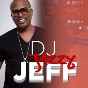 """DJ Jazzy Jeff - Vinyl Destination: """"Kid Cudi Bath Time Music"""" (Episode 9)"""