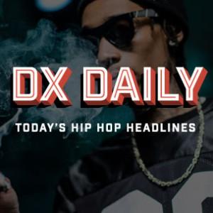 DX Daily - T.I.'s Las Vegas Pool Party Fight, Hip Hop Weekly Album Sales, Wiz Khalifa's Jail Selfie Investigation
