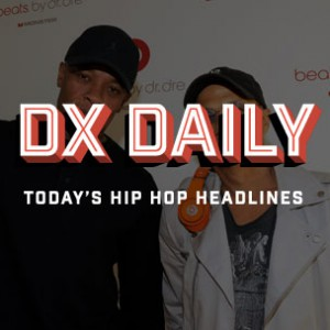 DX Daily - Apple's $3 Billion Beats Purchase, Jimmy Iovine Leaves Interscope, Hit-Boy Talks To HipHopDX