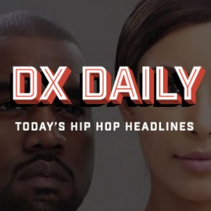 DX Daily - Kim & Kanye Reportedly Marry, Lil Wayne Confronts Maidana's Trainer, Rap's Largest Vocabulary