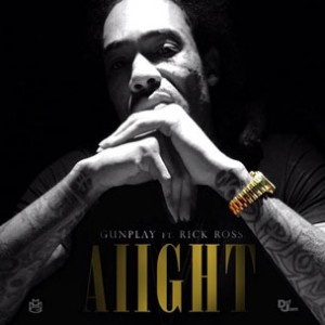 Gunplay f. Rick Ross - Aiight