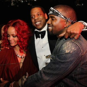 Jay Z, Kanye West, Beyonce & Rihanna Cover EBONY Magazine's Summer Music Special
