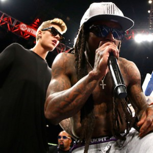 Justin Bieber Addresses Lil Wayne & Scooter Braun When Asked About Feud