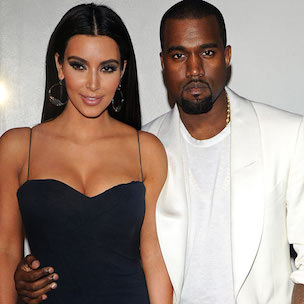 Kanye West & Kim Kardashian Not Married, Will Not Televise Wedding