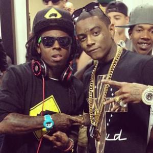 "Soulja Boy Reveals Work On Lil Wayne's ""Tha Carter V"" & Diddy's ""MMM"""