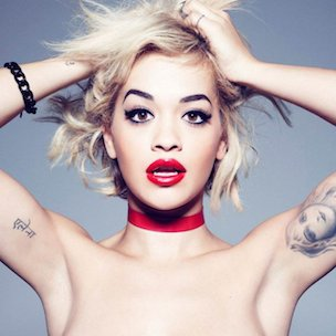 Rita Ora Poses Topless In Terry Richardson Photo Shoot [NSFW]