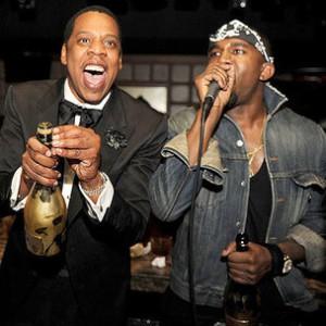 Jay Z To Act As Best Man In Kanye West & Kim Kardashian Wedding