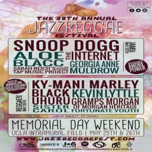 JazzReggae Festival Ticket Giveaway