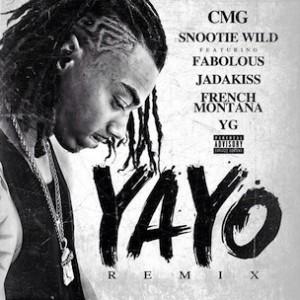 Snootie Wild f. Fabolous, Jadakiss, YG & French Montana - Yayo (Remix)