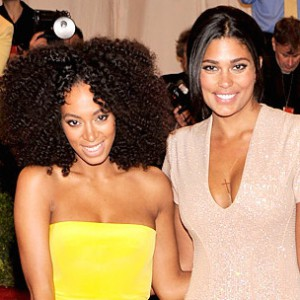 Solange Knowles Reportedly Yelled At Dame Dash's Ex-Wife Rachel Roy Regarding Rihanna Event Before Jay Z Altercation