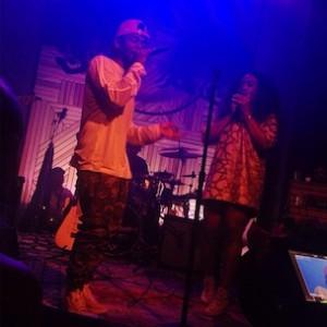 "SZA & Kendrick Lamar - Perform ""Babylon"" In Los Angeles"