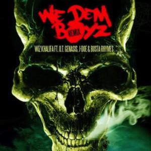 Busta Rhymes, O.T. Genasis & J-Doe - We Dem Boyz (Remix)