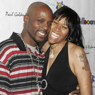 DMX's Ex-Wife Tashera Simmons Garnishing Rapper's Royalties