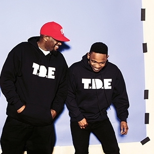 TDE's Top Dawg, Kendrick Lamar Discussing Rapper's Forthcoming Album Title