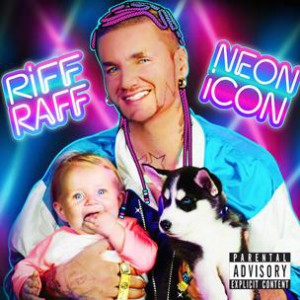 Riff Raff - Neon Icon