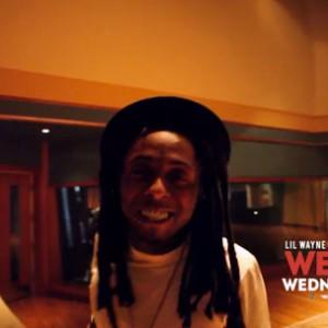 "Lil Wayne - ""Tha Carter V"" Studio Session In ""Weezy Wednesday"" Vlog"
