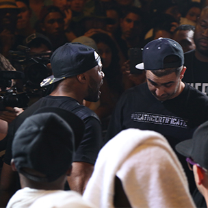 "Dizaster Punches Math Hoffa During King Of The Dot ""BOLA5"" Battle, Footage Released"