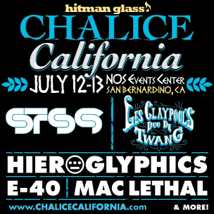 Chalice California Festival Ticket Giveaway